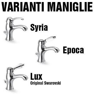 robinet de salle de bains classique Gaboli Flli Rubinetteria