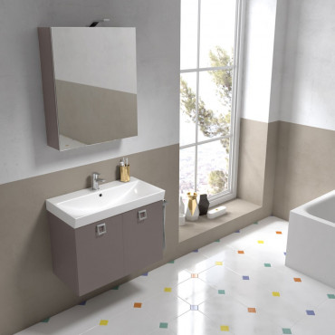 meuble vasque de salle de bain Jupiter