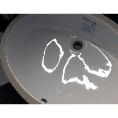 Lavabos empotrados Olympia Ceramica
