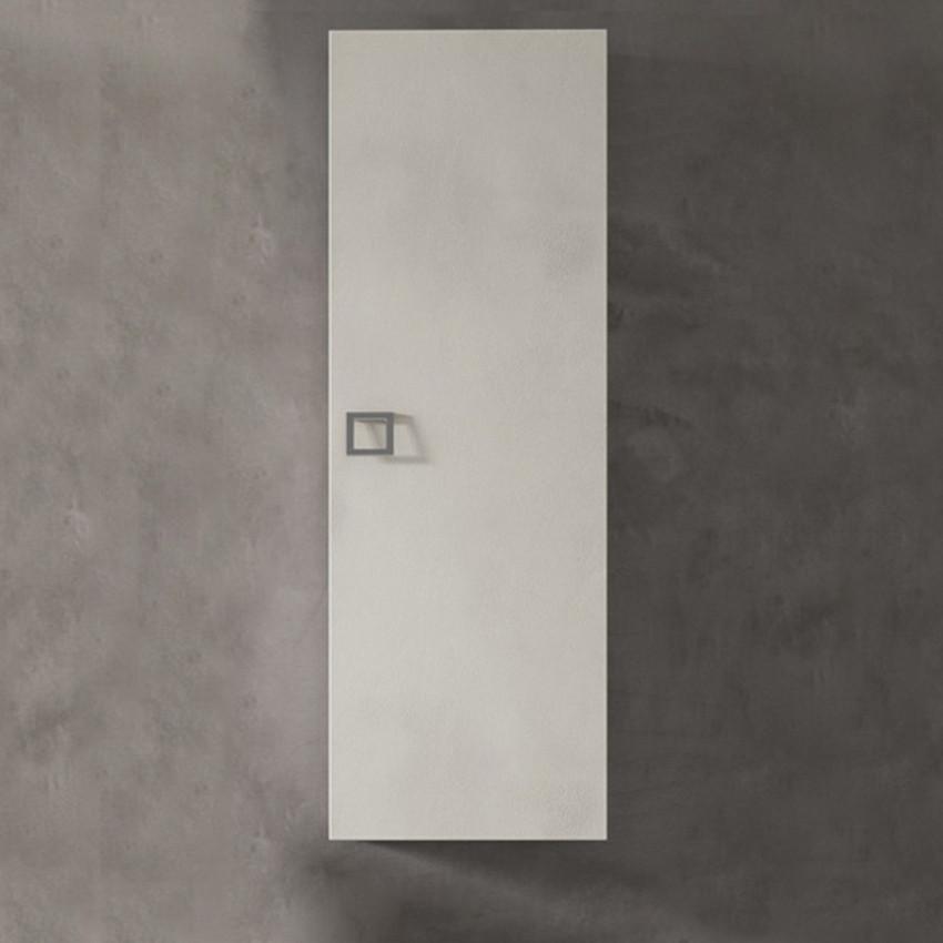 BMT Jupiter armoire de salle de bain suspendue moderne gris ou blanc