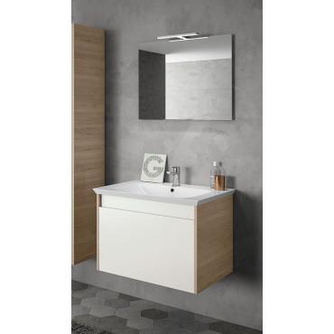 meuble sous lavabo bmt salles de bains mars
