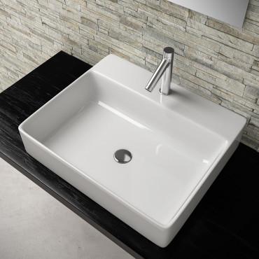 Lavabo en ligne Olympia Ceramica