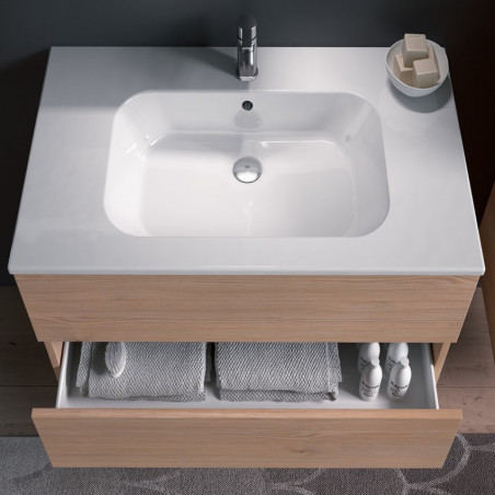 meuble vasque de salle de bain bmt moon 11