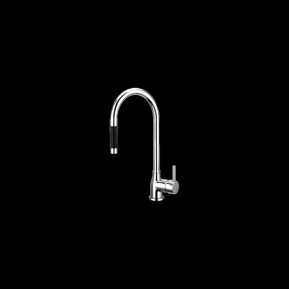 rubinetto cucina con doccetta estraibile Gaboli Flli