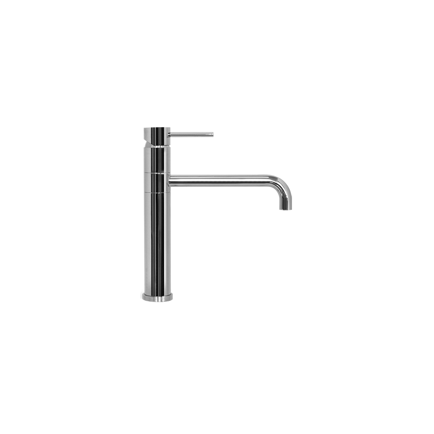 robinet de cuisine en acier inoxydable Gaboli Flli