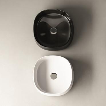 Olympia Ceramica Paddle countertop washbasins