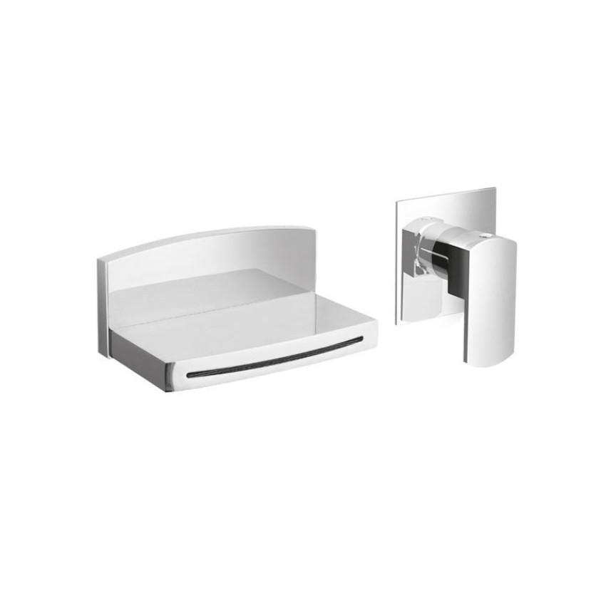 robinets de salle de bain muraux Gaboli Flli Rubinetteria