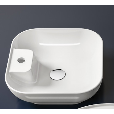Olympia small bathroom sinks