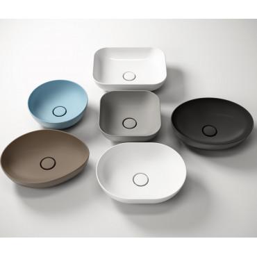 lavabi bagno da appoggio Trend Olympia ceramica