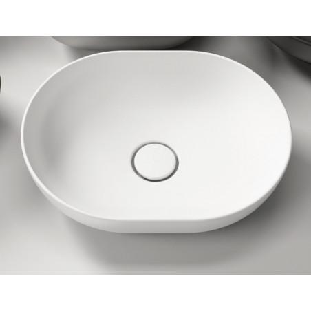 Vasque à poser ovale Olympia