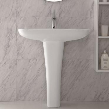 lavabo su colonna prezzi Olympia ceramica