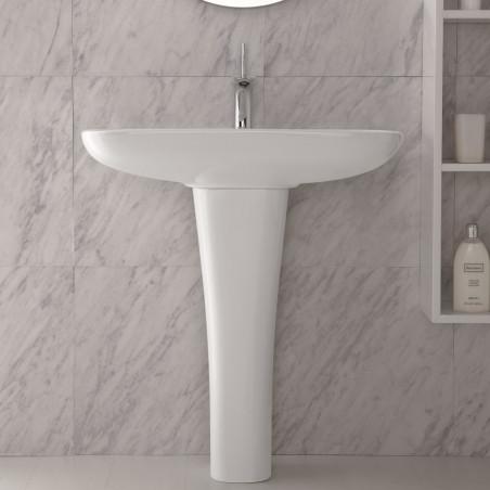 Waschbecken auf Säule Olympia Ceramica Preise