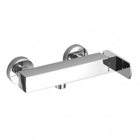Sophie wall mounted outdoor shower taps