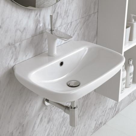 lavandini bagno sospesi Clear 45 Olympia Ceramica