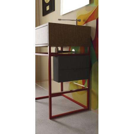 mobile lavabo bagno design Vynil completo singolo Olympia