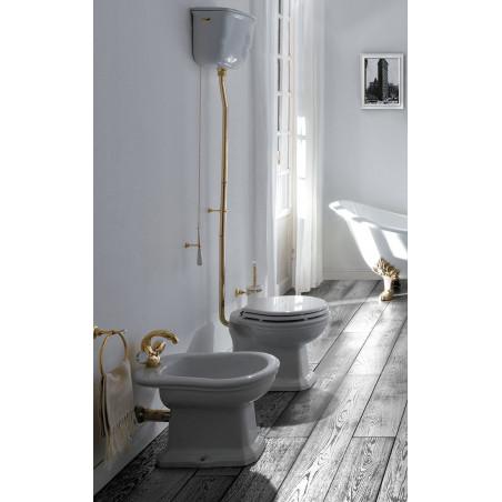 réservoir de toilette extérieur haut Impero Olympia Ceramica