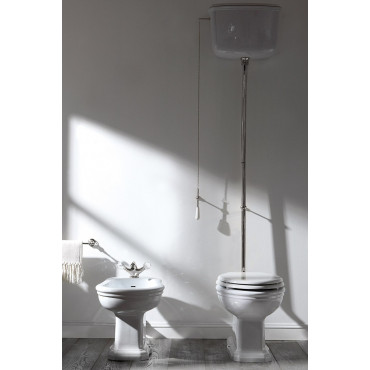 Cassette évacuation externe WC haut Impero Olympia Ceramica