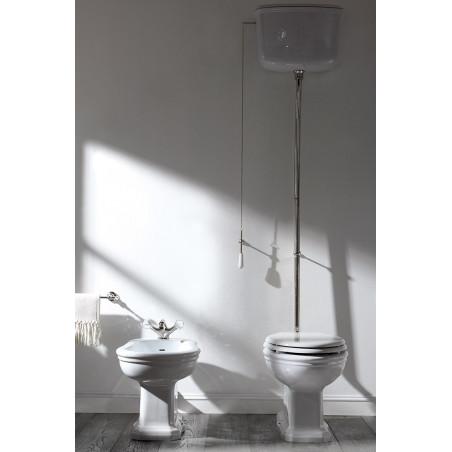 cassetta scarico wc esterna alta Impero Olympia Ceramica