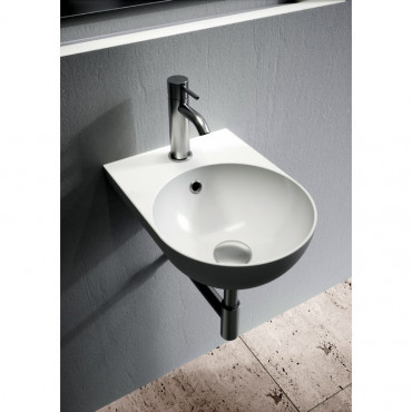 Olympia wall hung washbasin