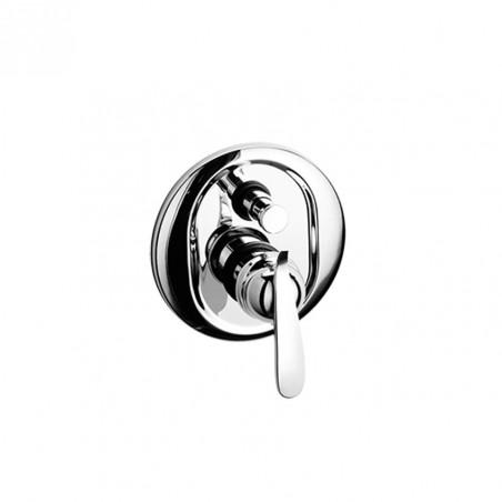 Mitigeur de douche à encastrer avec déviateur Gaboli Flli robinets