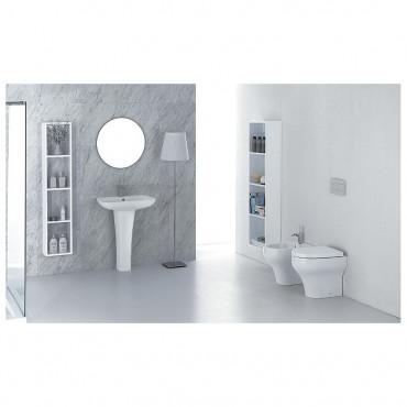 sanitaire sans rebord Clear Olympia Ceramica