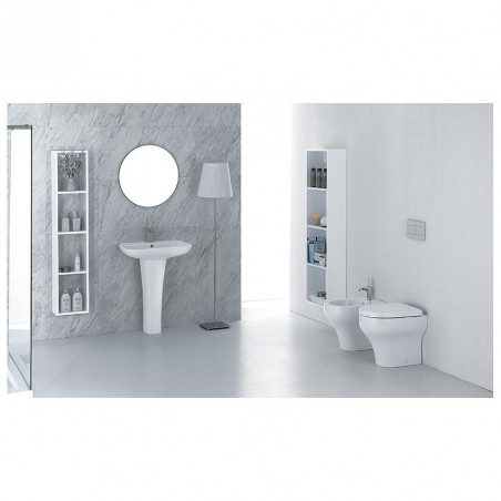 Sanitaires sans rebord Clear Olympia