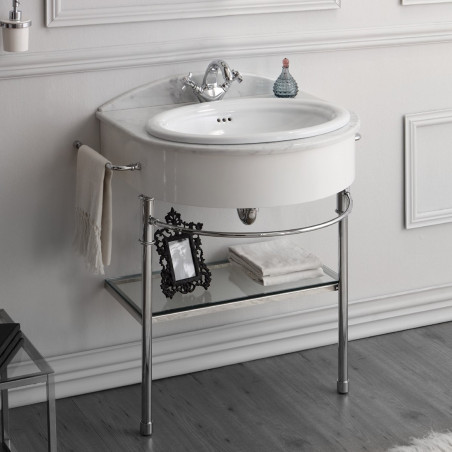 Meubles de salle de bain classiques Olympia