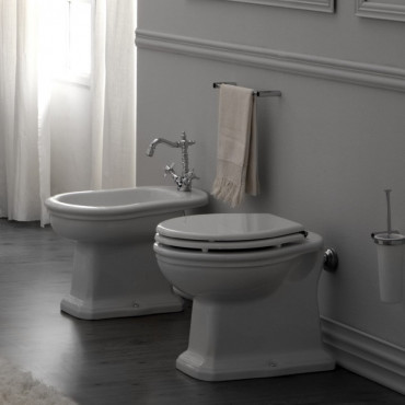 Sanitaires muraux classiques Olympia