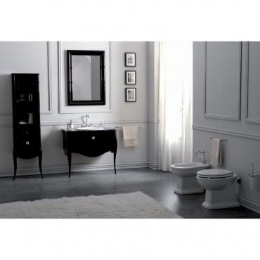 Toilettes au dos et bidet Olympia Empire