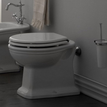 klassische Impero Toilette Impero Olympia Ceramica