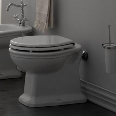WC classique au sol Empire Olympia Ceramics