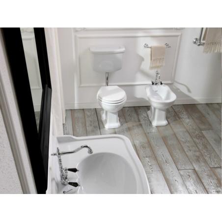 sanitaire avec WC et citerne Empire Olympia Ceramica