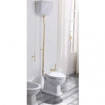 WC avec réservoir haut wc Empire Olympia Ceramics