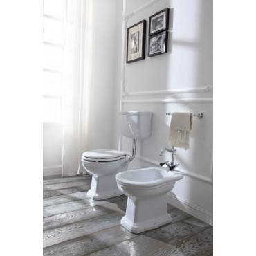 sanitaire avec boîtier externe Olympia Ceramica Empire sac à dos