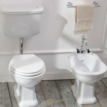 Sanitaire de style Impero anglais Olympia Ceramica