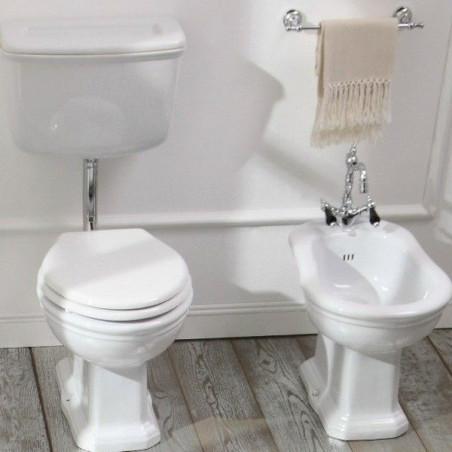 sanitari wc con cassetta esterna a zaino Impero Olympia Ceramica