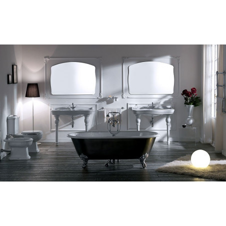 WC avec réservoir monobloc Empire Olympia Ceramics