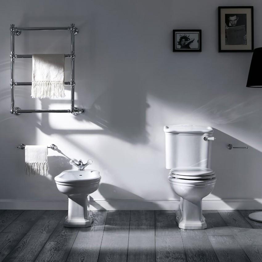 Salles de bains de style Impero anglais Olympia Ceramica