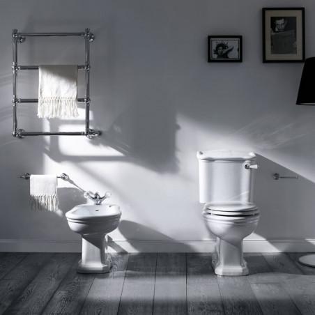 sanitaire avec wc monobloc et levier avant Olympia Ceramica Empire