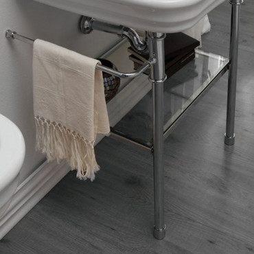bathroom vanity unit for console Impero 100 Olympia Ceramica