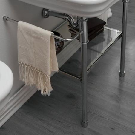 meuble sous-vasque de salle de bains pour console Impero 100 Olympia Ceramica