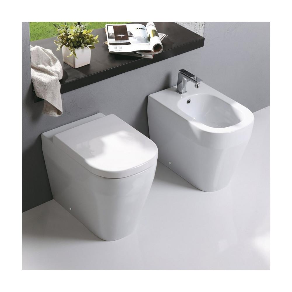 wc senza brida prezzi Tutto Evo Olympia Ceramica