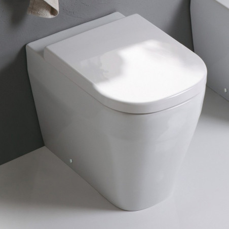 vaso wc rimless Tutto Evo Olympia Ceramica