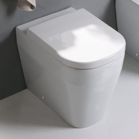 cuvette de toilette sans rebord Tutto Evo Olympia Ceramica