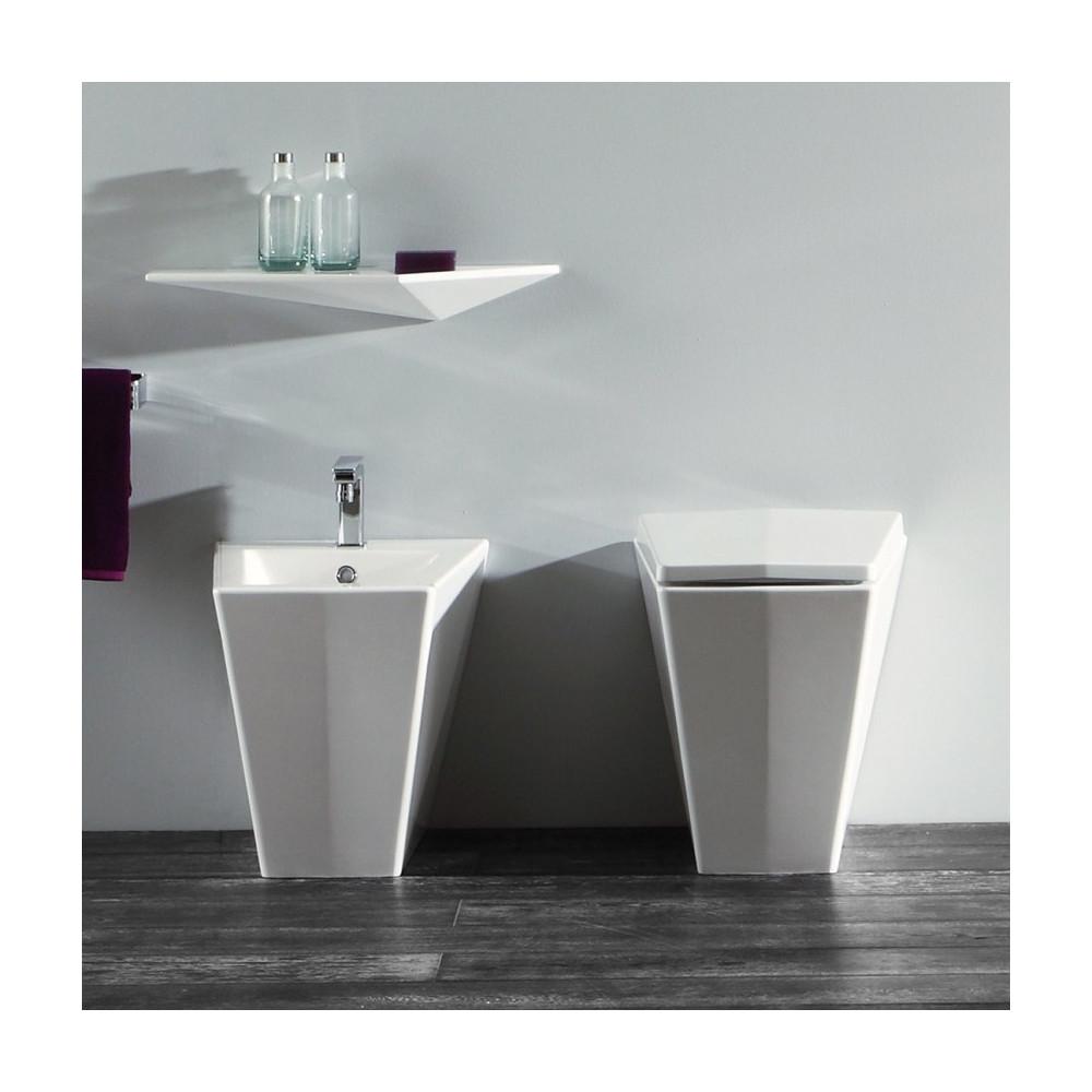 retour au sanitaire Sanitaires Crystal Olympia Ceramica