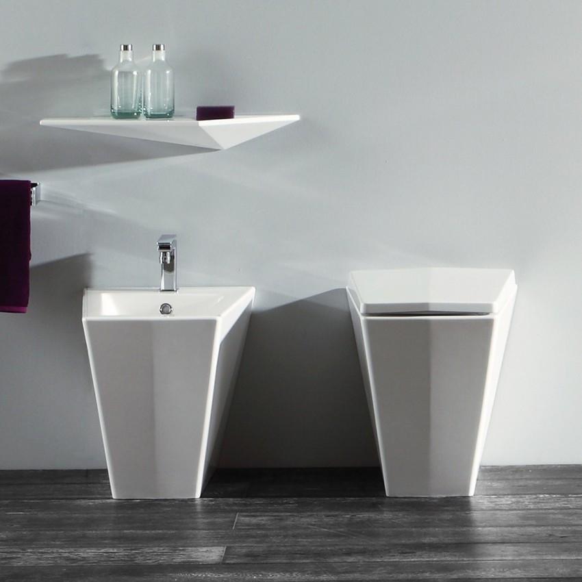sanitari design Crystal Olympia Ceramica
