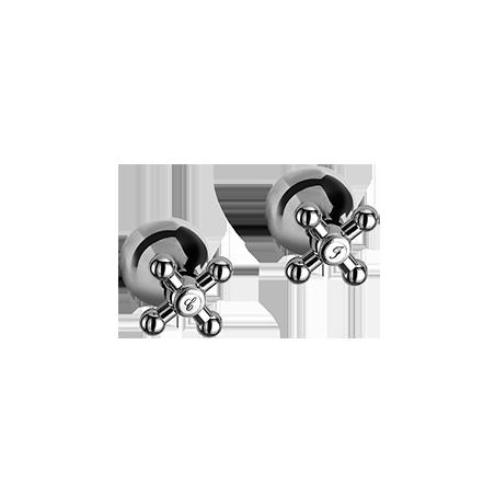 gruppo doccia bagno classico Gaboli Flli rubinetteria