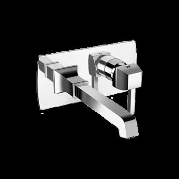 rubinetteria bagno a muro Gaboli Flli rubinetteria