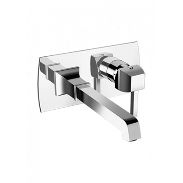 wall-mounted bathroom taps Gaboli Flli taps