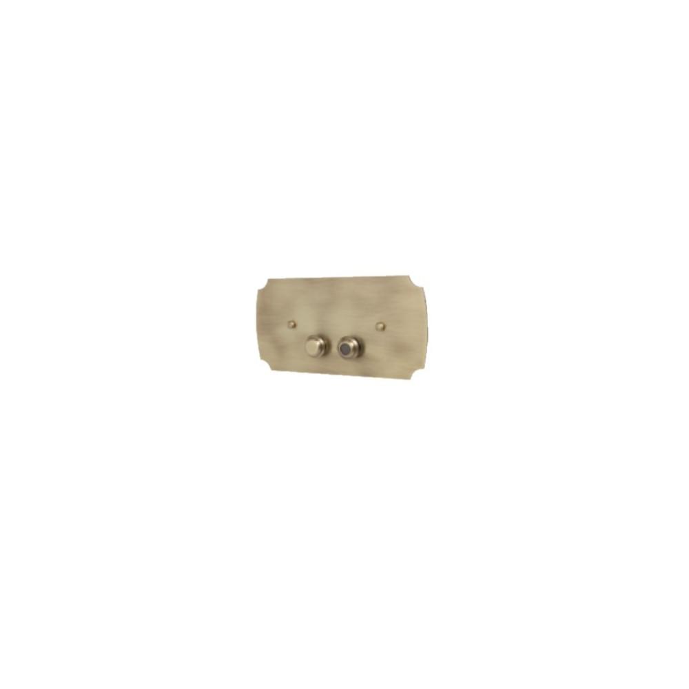 Altezza Placca Wc placca wc bronzo ideale per bagno vintage, shabby, classico